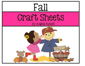 Fall Craft Sheets