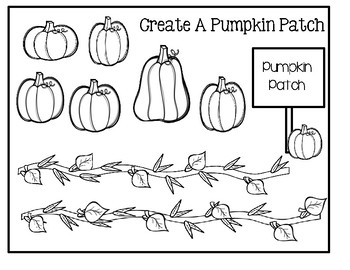 Fall Craft Sheets