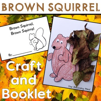 Fall Craft {Squirrel}