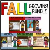 Fall Craftivities Growing Bundle