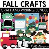 Fall Crafts Bundle for Kindergarten