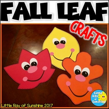 Fall Crafts: Leaves