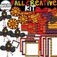 Fall Creative Kit {Fall Borders, Clipart, and Digital Paper}