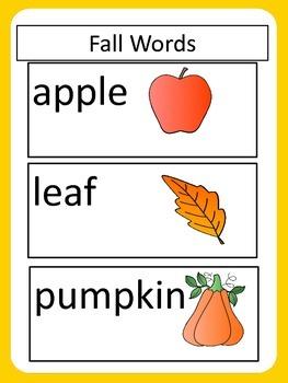 Fall Creative Writing