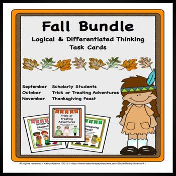 Fall Critical and Differentiated Thinking
