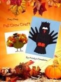 Fall Crow Craft