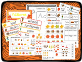 Fall Curriculum Package Download. Preschool-Kindergarten. Worksheets, Games, and