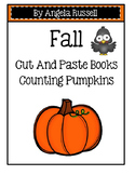 Fall - Cut And Paste Counting Books