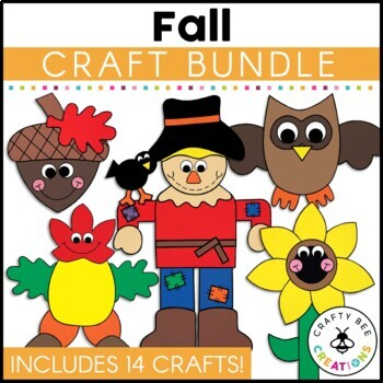 Fall Cut and Paste Set