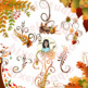 Fall Decor Scrolls, Corners and Frames Clipart