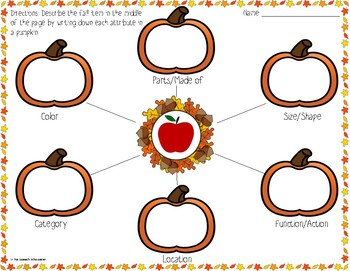 Fall Describing with Attributes