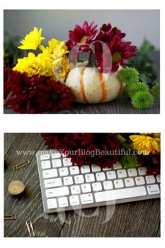Fall Desktop Styled Stock Image Bundle
