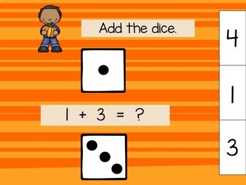 Fall Literacy and Math Centers: Kindergarten Differentiated Bundle