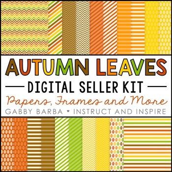 Fall Seller Kit