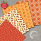 Fall Digital Papers, Autumn Leaves Background, {Best Teacher Tools} AMB-1403