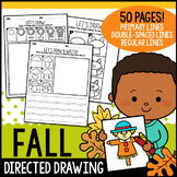 Fall Directed Drawing