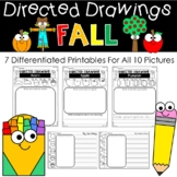 Fall Directed Drawings
