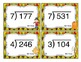 Fall Division (3 Digit ÷ 1 Digit Numbers) Task Cards