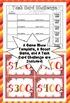 Fall Division Task Card Bundle