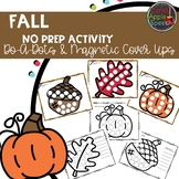 Fall No Prep Activities