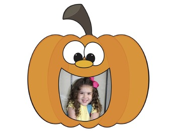 Fall Door & Bulletin Board Decor: Pumpkins, Candy Corn, & Leaves Frames!
