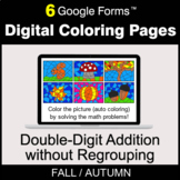 Fall: Double-Digit Addition without Regrouping - Digital C