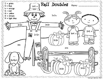 Fall Doubles