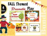 Fall Dramatic Play  Bundle