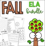 Fall ELA Writing Grammar Activities