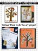 Fall ELA and Art Activities Bundle for 1st Grade