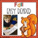 Fall Easy Reader