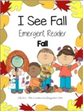 Fall Emergent Reader: {Fall}