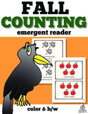 Fall Emergent Reader: Fall Counting with One to One Corres