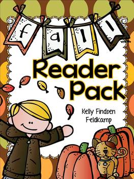 Fall Emergent Reader Pack