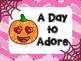 Fall Emoji Color Clip Chart for Behavior Management