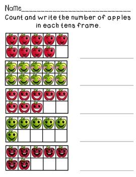 Fall Emoji Math Fun!