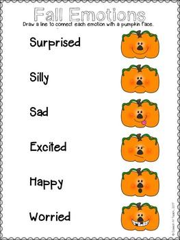 Fall Emotions