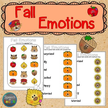 Fall Emotions