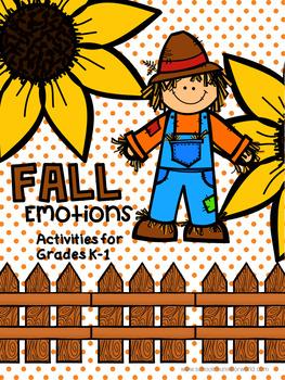 Fall Emotions, Grades K-1