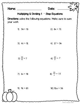 Fall Equations