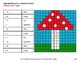 Fall: Equivalent Fractions - Color-By-Number Mystery Pictures