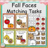 Fall Faces Matching Tasks