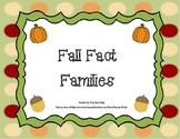 Fall Fact Families