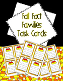 Halloween Math For Teaching Fact Families