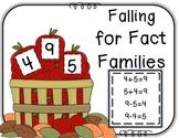 Fall Fact Family Activity