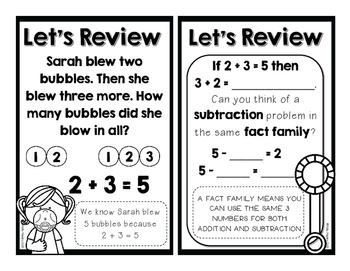 Fact Families: a Early Learners Math Decodable Book