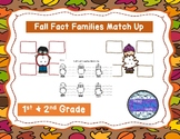 Fall Fact Family Match Up