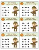Fall Fact Family Multiplication/Division Task Cards