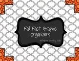 Fall Fact Graphic Organizer