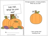 Fall, Fall, What Do You See